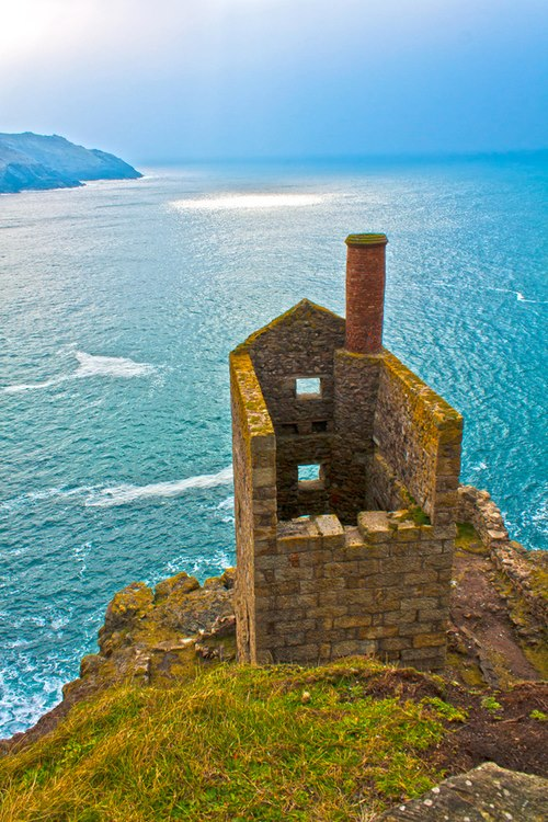 Bottalack Mine Cornwall - FrizeMedia
