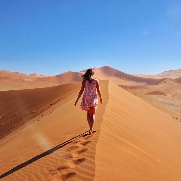 Namibia - A True Paradise For The Adventure Traveler #FrizeMedia
