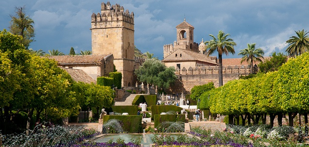 Alcazar De Los Reyes Christianos - #CordobaSpain - A Day Trip #travel #tourism #FrizeMedia #DigitalMarketing