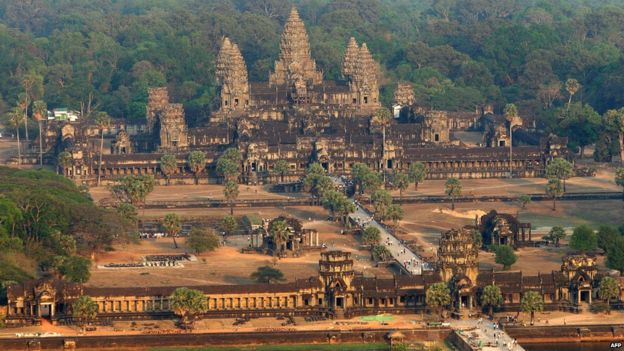 Cambodia Angkor Wat - FrizeMedia - Digital Marketing Advertising Consulting