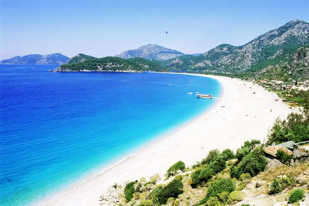 Olu Deniz - #Oludeniz Turkey Holidays #Travel #FrizeMedia #tourism
