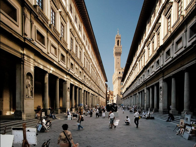 Tuscany - Uffizi Gallery - FrizeMedia - Advertise Your Business With Us