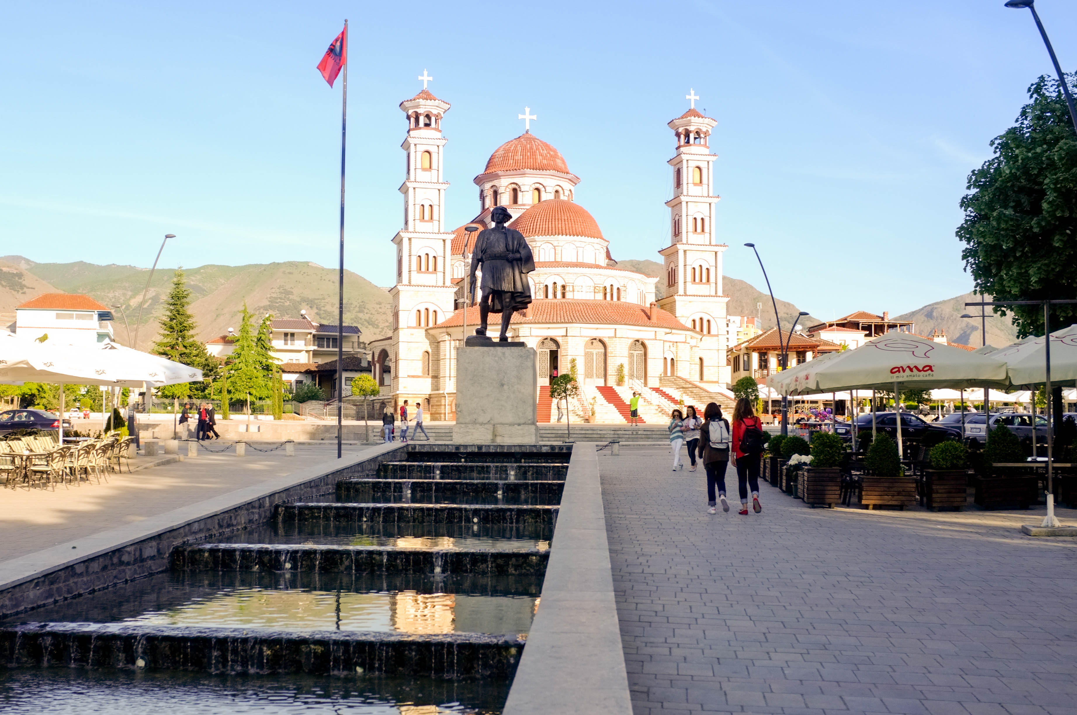 Albania Korca - Albania - #AlbaniaTourism #travel #FrizeMedia #DigitalMarketing
