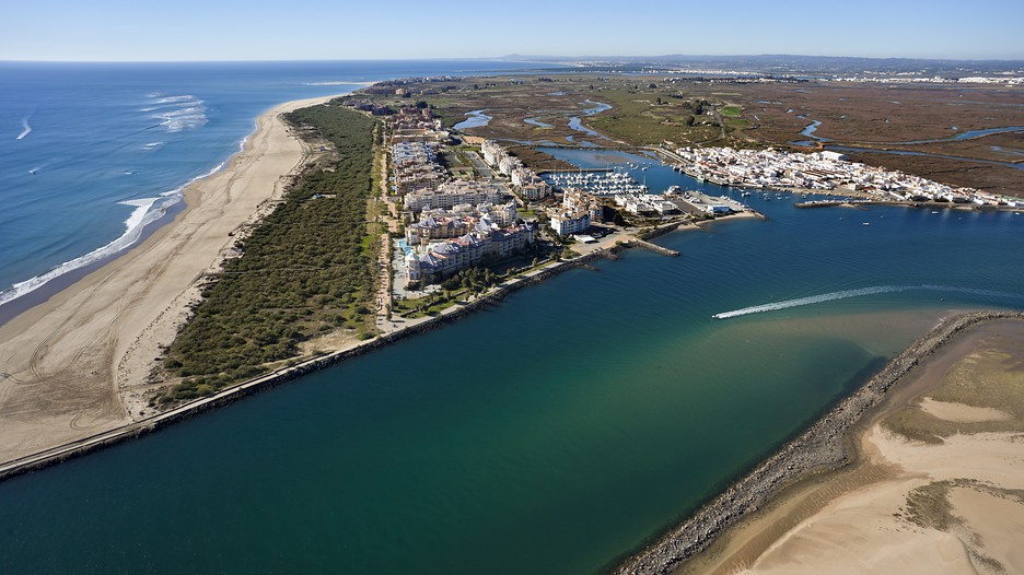 Andalucia City Of Huelva Spain - FrizeMedia