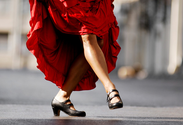 Andalucia Flamenco Dancing Spain - FrizeMedia