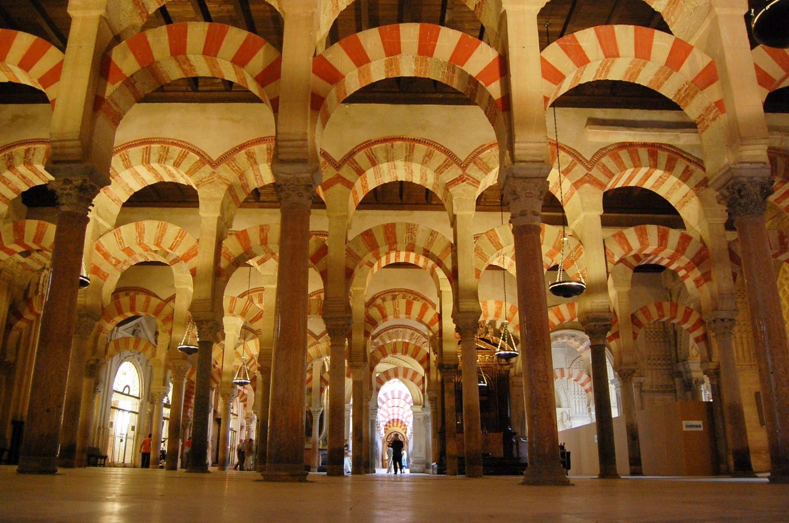 Great Mosque Of Cordoba Mezquita - FrizeMedia