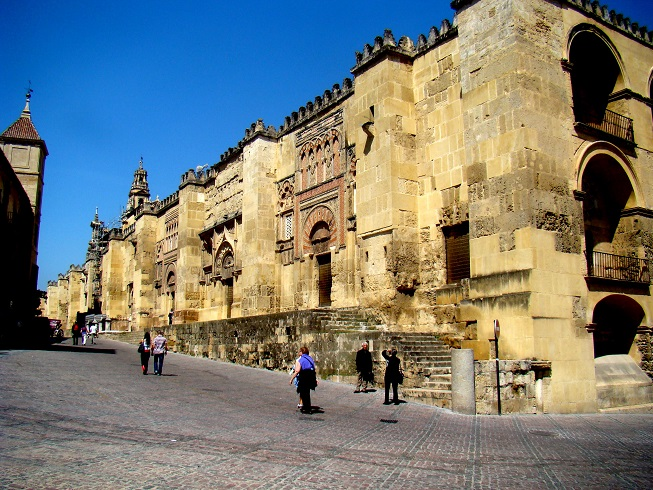 Andalucia Great Mosque Of Cordoba - FrizeMedia