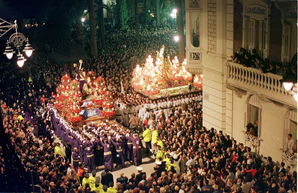 Andalucia Semana Santa - Holy Week Easter Celebrations - FrizeMedia