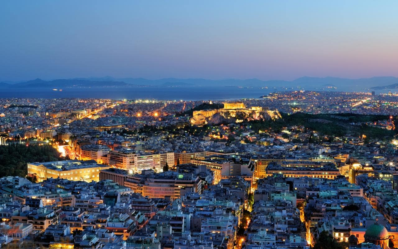 Athens- Students can visit Kerameikos, Olympieion & Southeast Athens, Pnyx, Roman Agora & Tower of the Winds, Arch of Hadrian,