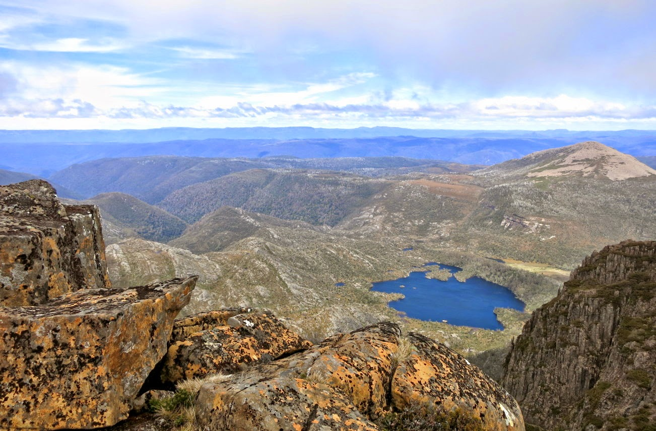 Australia - Cradle Mountain Lake St Clair National Park.
