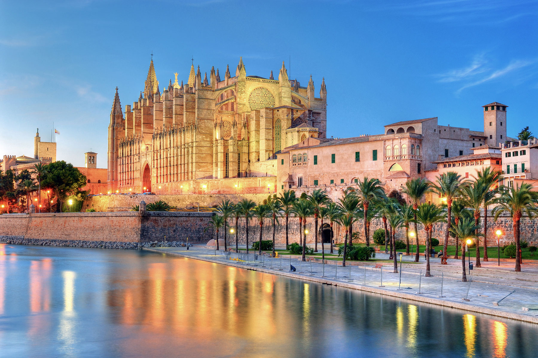 Balearic Islands - Palma De Mallorca - Spain - FrizeMedia