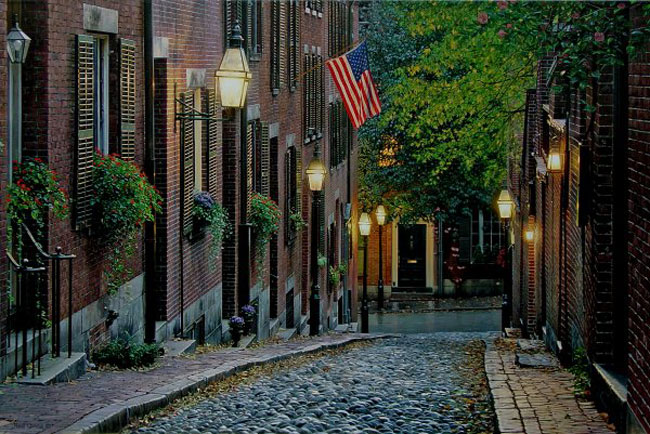 Boston - Beacon Hill - FrizeMedia - DigitalMarketing