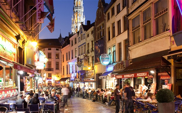 Brussels Tourism - FrizeMedia - Digital Marketing Advertising PR Consulting
