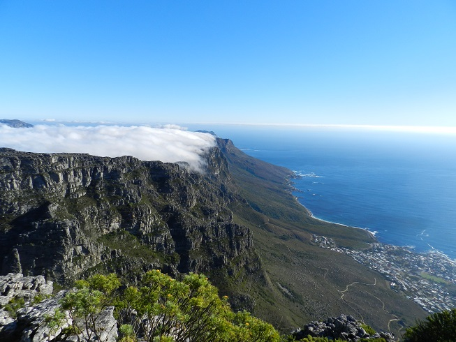 #CapeTown - Visit #TableMountain #Travel #FrizeMedia