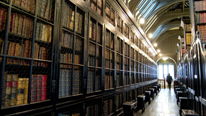 Cheetham's Library Manchester