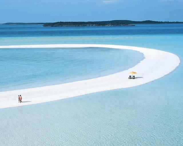 Copperfield Bay - Musha Cay Bahamas