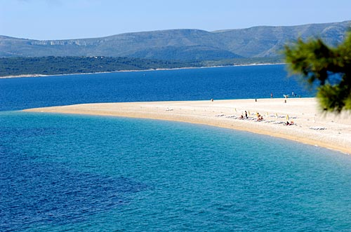 Croatia Brac Beaches - FrizeMedia