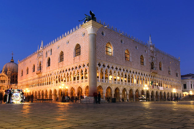 Doges Palace Venice Italy - FrizeMedia Digital Marketing Advertising Consulting