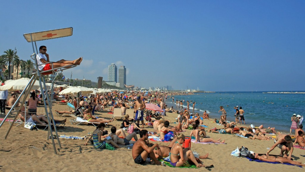 La Barceloneta - Barcelona Spain - FrizeMedia - Digital Marketing And Advertising - Charles Friedo Frize
