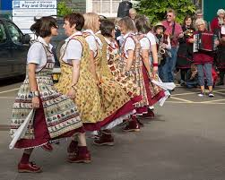 Lake District Morris dancing - Lake District - Traditions Of The Lakes #Travel #FrizeMedia #DigitalMarketing