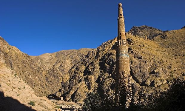 Minaret Of Jam - UNESCO World Heritage Site - Afghanistan - FrizeMedia - Digital Marketing Advertising Consulting