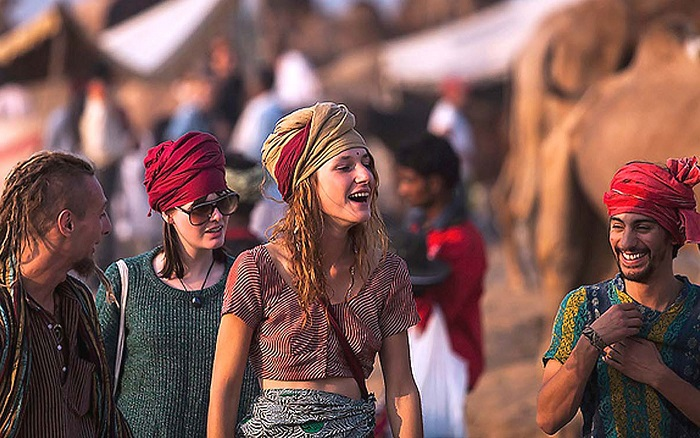 #PushkarCamelFestival - Celebrating Incredible India #Asia #FrizeMedia
