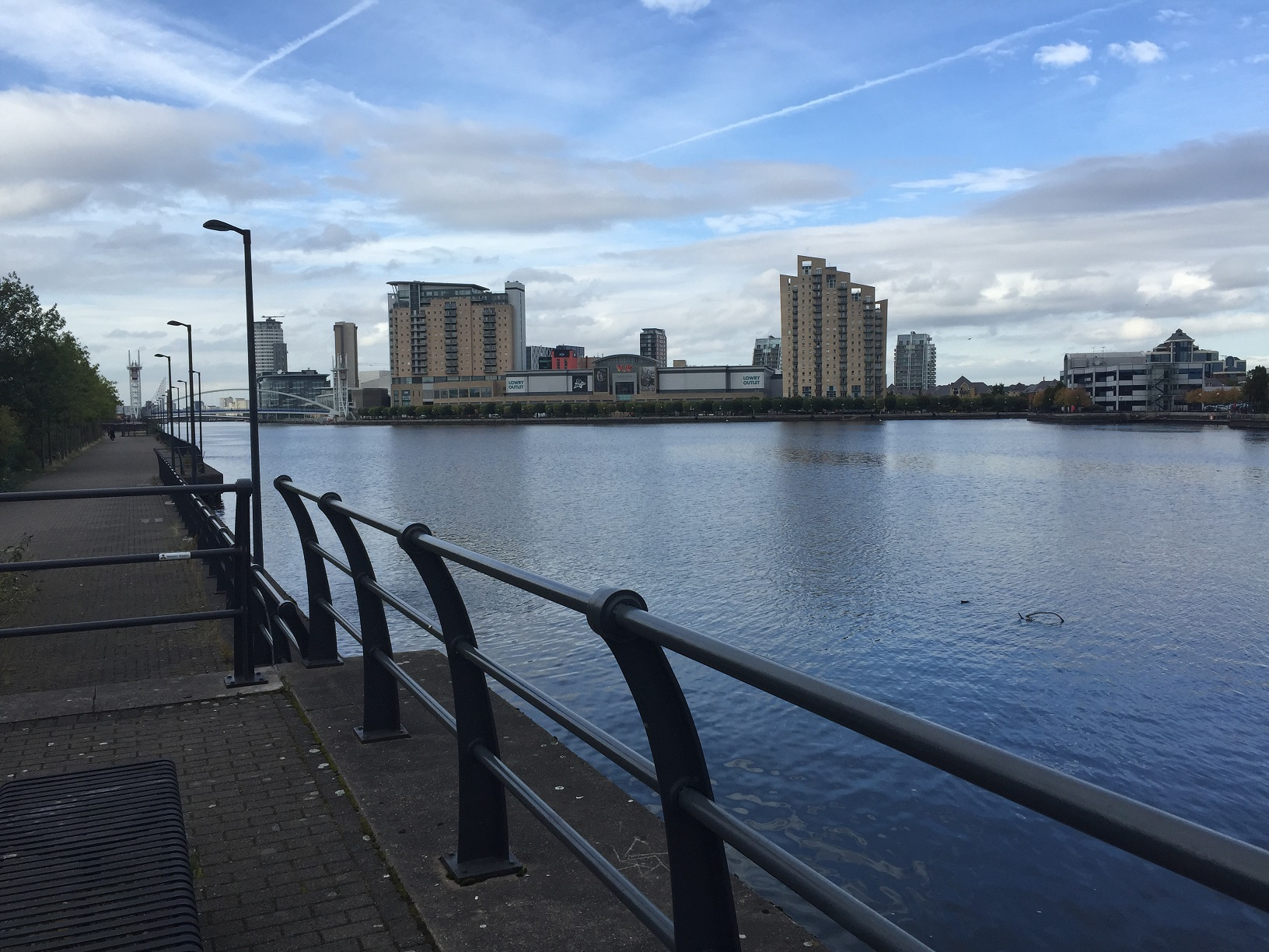 Salford Quays Manchester