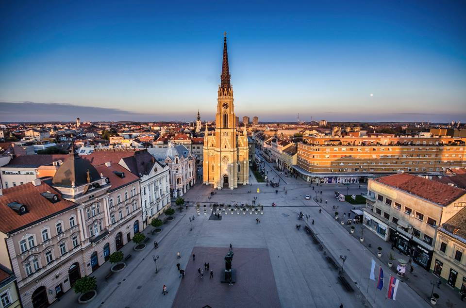Serbia Travel - Novi Sad   - FrizeMedia - Digital Marketing And Advertising - Charles Friedo Frize
