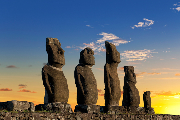 South America - Easter Island - Chile - FrizeMedia Digital Marketing Advertising Consulting