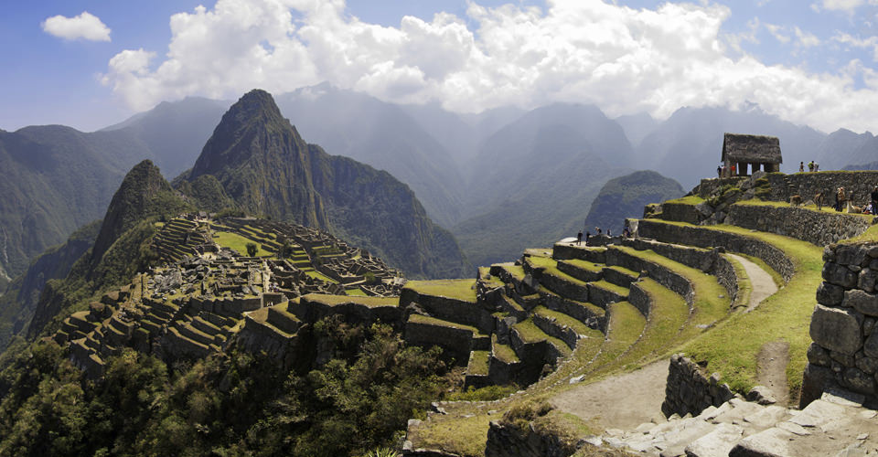 South America Machu Picchu Peru - FrizeMedia