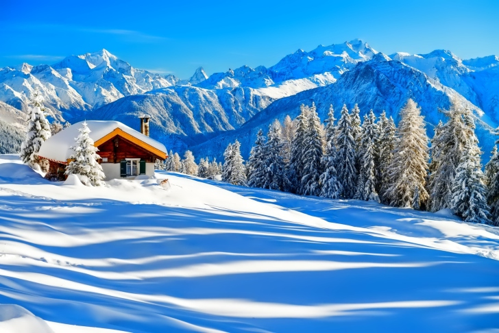 Switzerland - Alps In The Winter - FrizeMedia - Charles Friedo Frize - Digital Marketing And Advertising