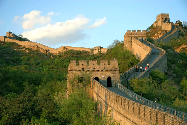 The Great Wall Of China - FrizeMedia