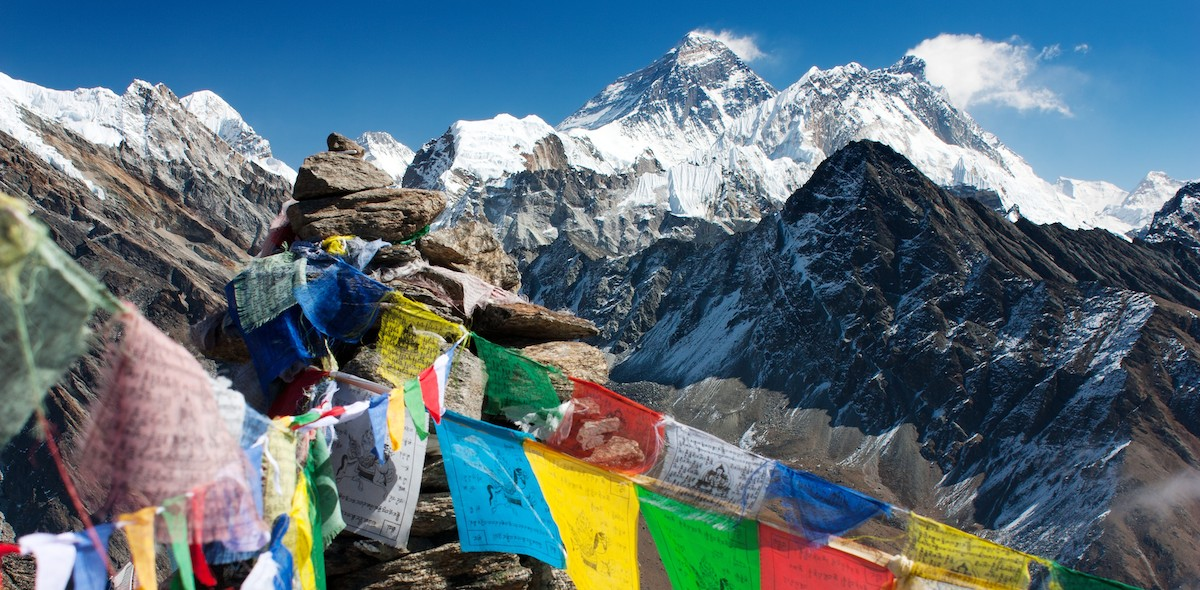 Tibetan Prayer Flags - FrizeMedia