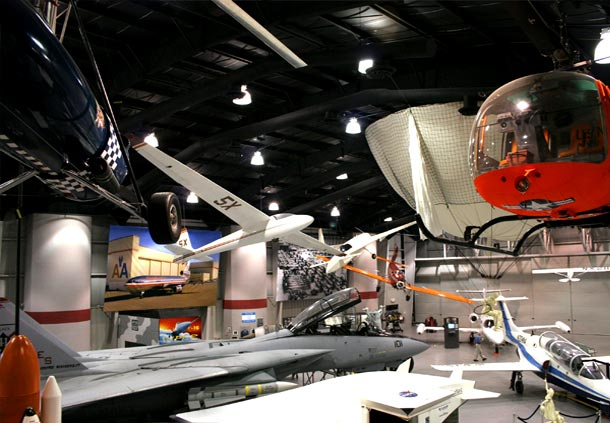Tulsa Air And Space Museum - FrizeMedia - Digital Marketing And Advertising - Charles Friedo Frize