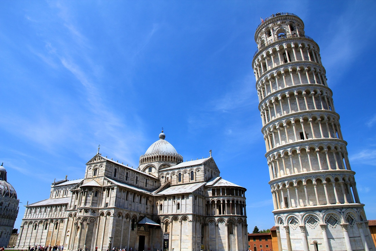 Leaning Tower Of Pisa - FrizeMedia
