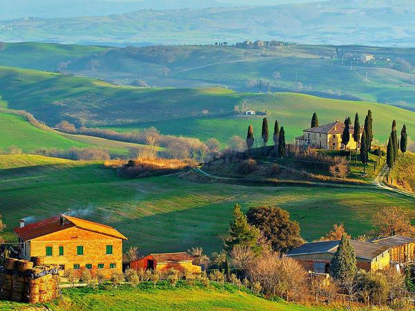 Tuscany - Italy - FrizeMedia - Digital Marketing And Advertising - Charles Friedo Frize