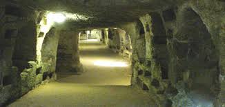 Ancient Catacombs - FrizeMedia - Charles Friedo Frize - Digital Marketing
