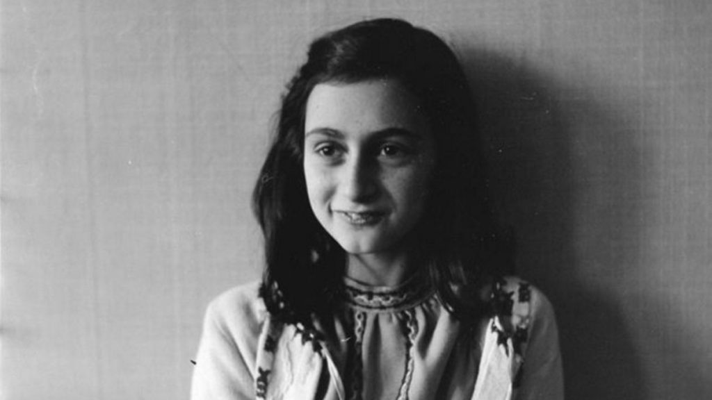 The final entry in Anne Frank's diary is dated August 1, 1944 - FrizeMedia