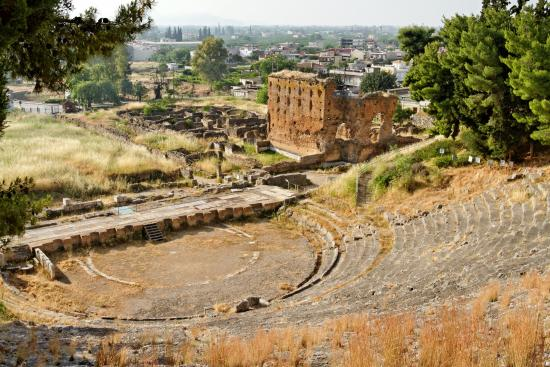 Argos - View From Ancient Theatre - Greece - FrizeMedia - Digital Marketing - Advertising - Consulting