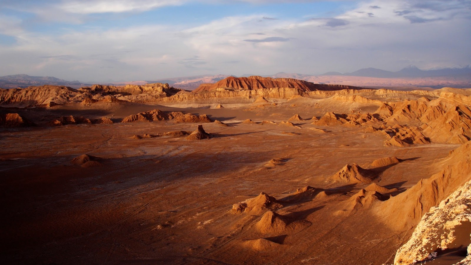 Atacama Desert Chile - FrizeMedia - DigitalMarketing Advertising Consulting