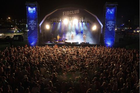 Benicassim Music Festival Spain