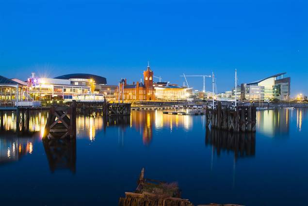 #Cardiff City Guide - Europes Beautiful Maritime City #Travel #Wales