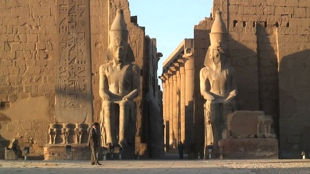 Egypt - Nile Cruise In the Footpath Of The Pharaohs #FrizeMedia