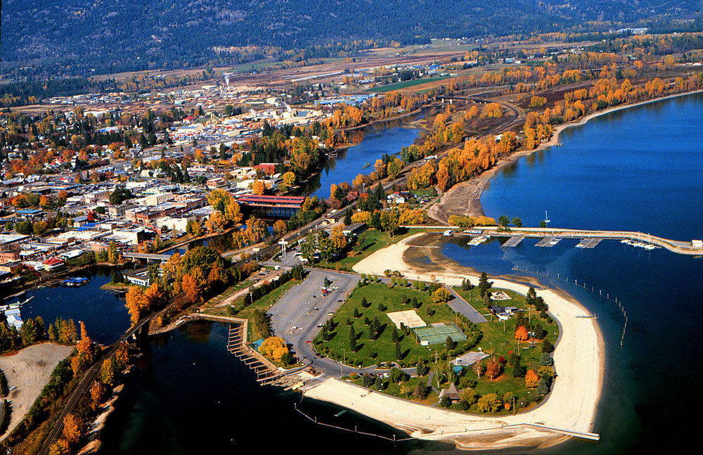 Idaho Tourism - Sandpoint - FrizeMedia - Digital Marketing Advertising Consultants