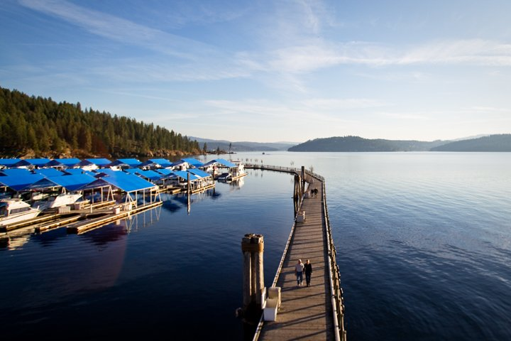 Idaho Tourism - Coeur d'Alene Resort - FrizeMedia - Digital Marketing Advertising Consultants