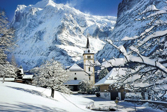 Laax Switzerland - FrizeMedia