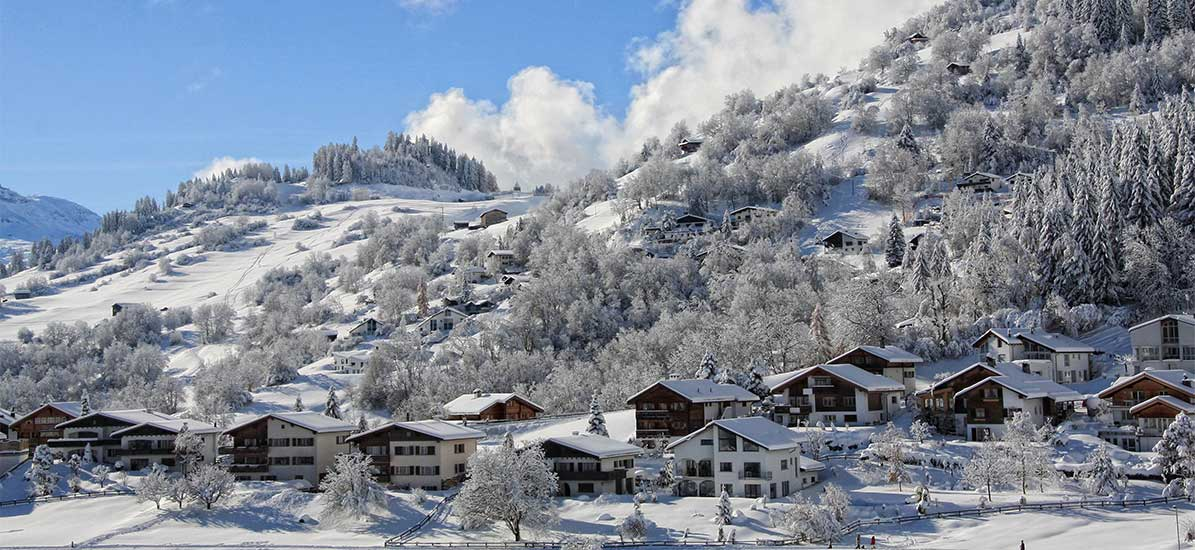Laax Switzerland - FrizeMedia - Digital Marketing Advertising PR Consulting