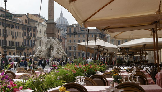 #Rome Restaurants - Guide On Eating Out #food #FrizeMedia