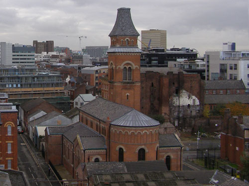 Saint Peters Ancoats Manchester