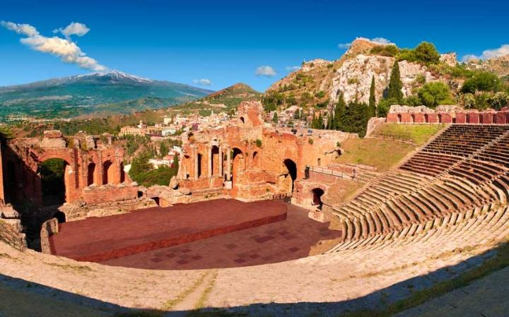 Sicily Tours Taormina Italy - FrizeMedia - Digital Marketing Advertising Consultants